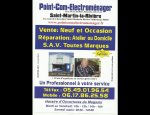 POINT COM ELECTROMENAGER 86300